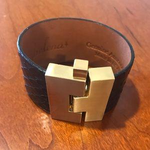 Leighelena Cuff Bracelet